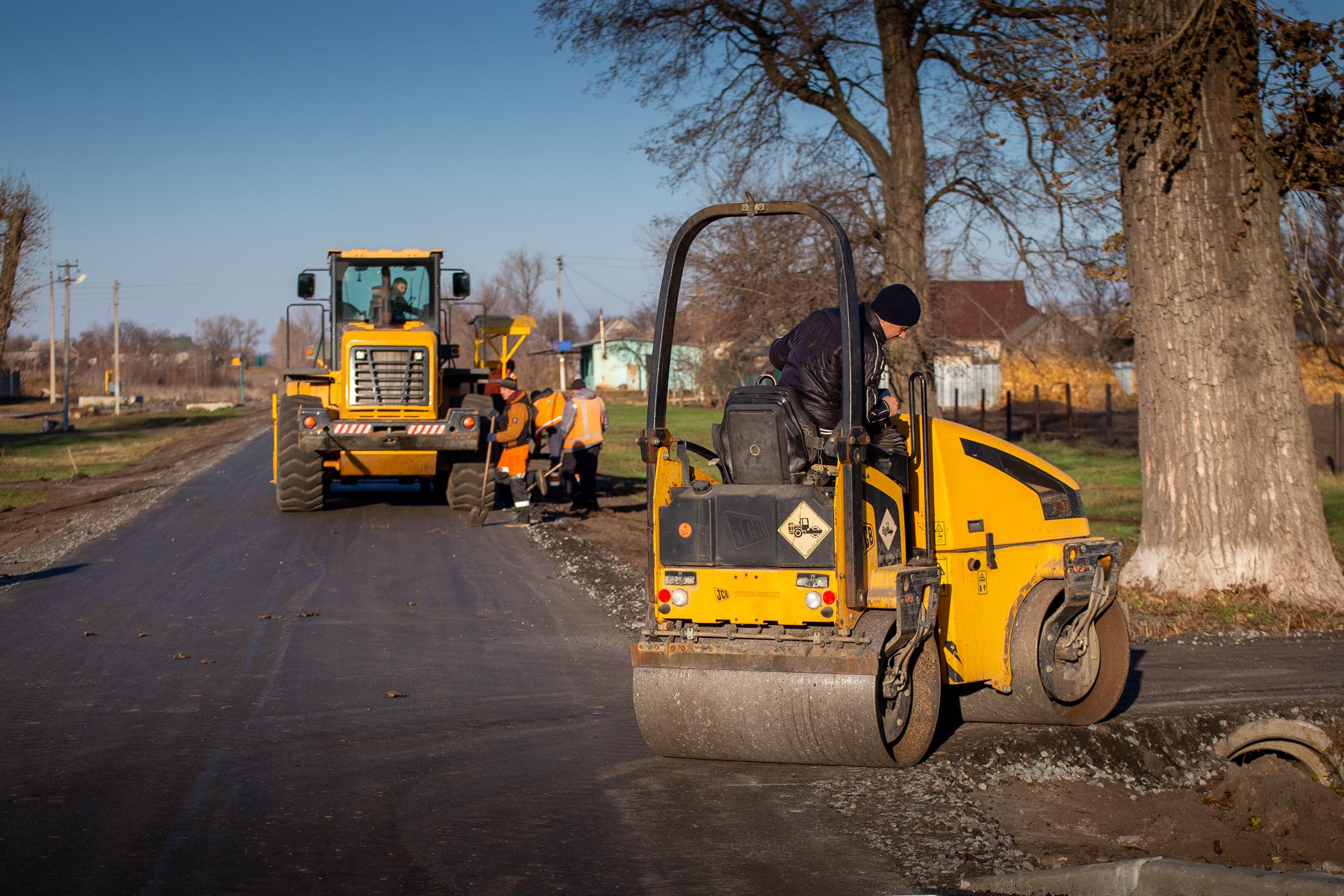 У 2019-му підрядники оновили вже майже 17 км покриття