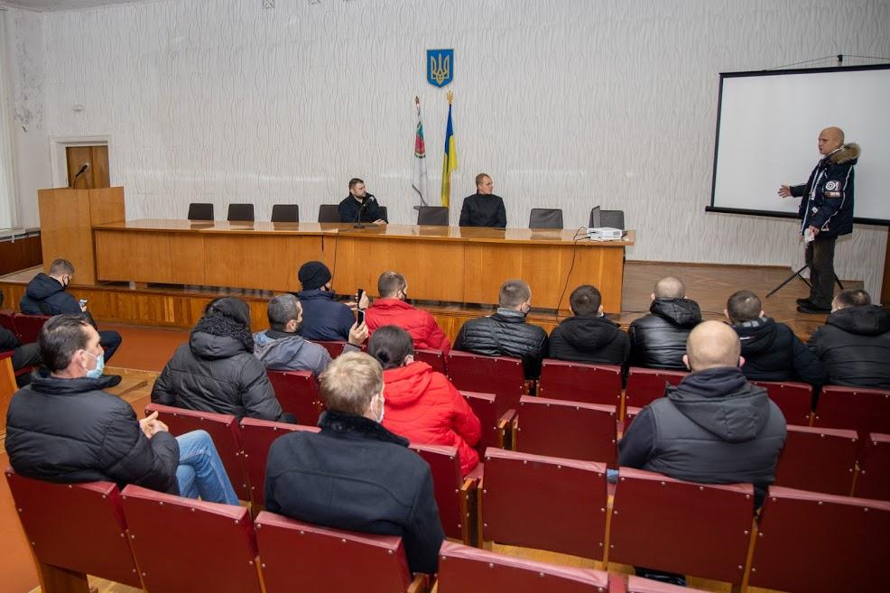 Екологічний стан Орілі обговорили на зустрічі екологи та мешканці Царичанського і Петриківського районів