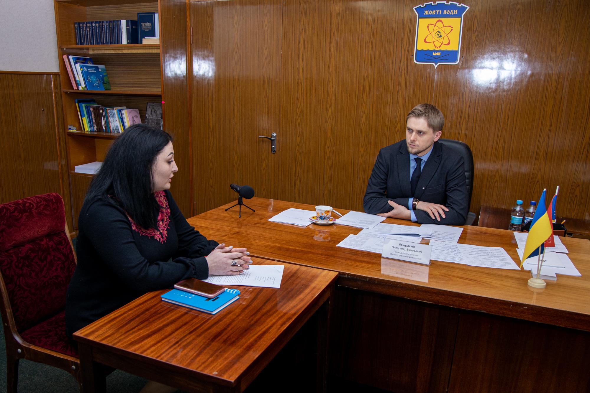 Олександр Бондаренко пообіцяв розібратися, чи дійсно тарифи економічно обгрунтовані