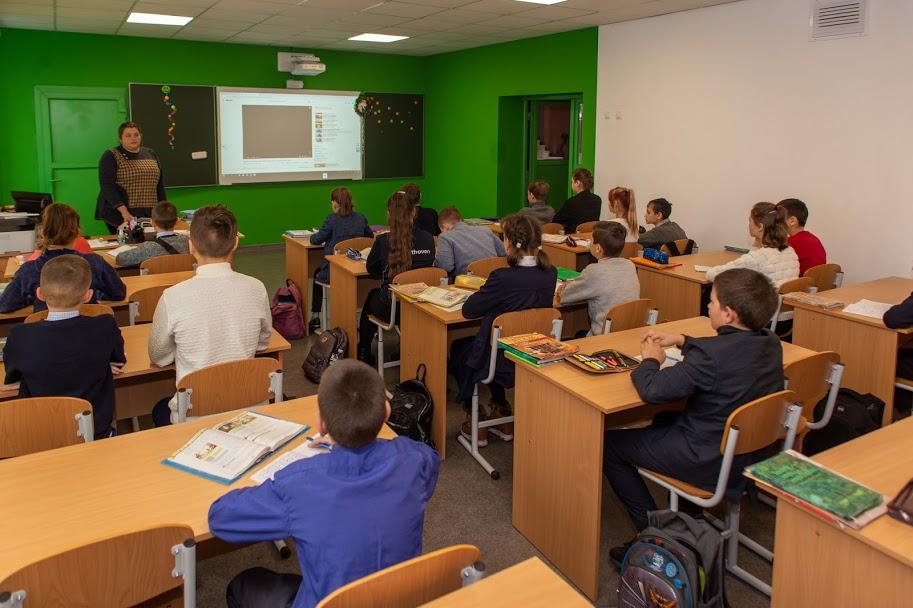 Карпівська опорна школа