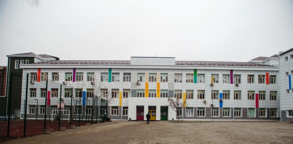 Школа №9 у Дніпрі