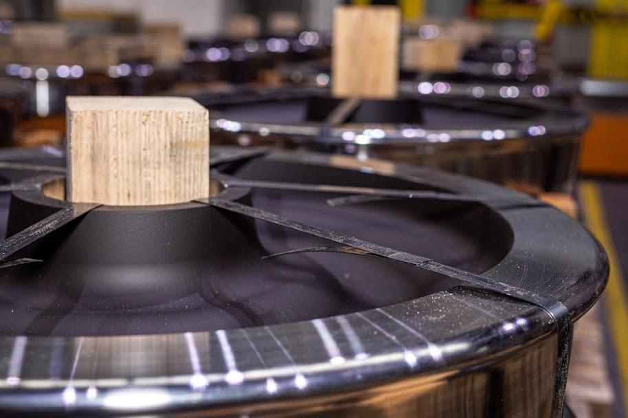 Завод експортує продукцію у країни Європи і США