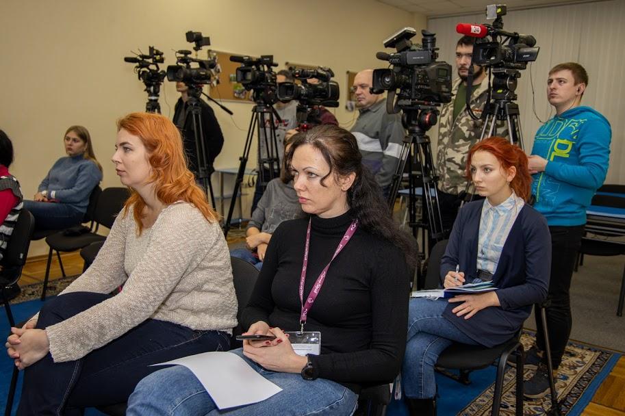 У Дніпропетровській ОДА – пресконференція, присвячена ситуації з захворюваністю на грип в області