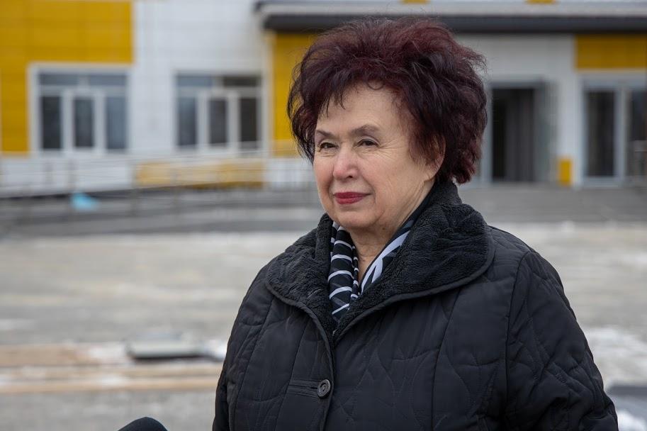 «Дуже раді, що влада знайшла можливість і виділила кошти на такий капітальний ремонт», –Таїсія Малиновська