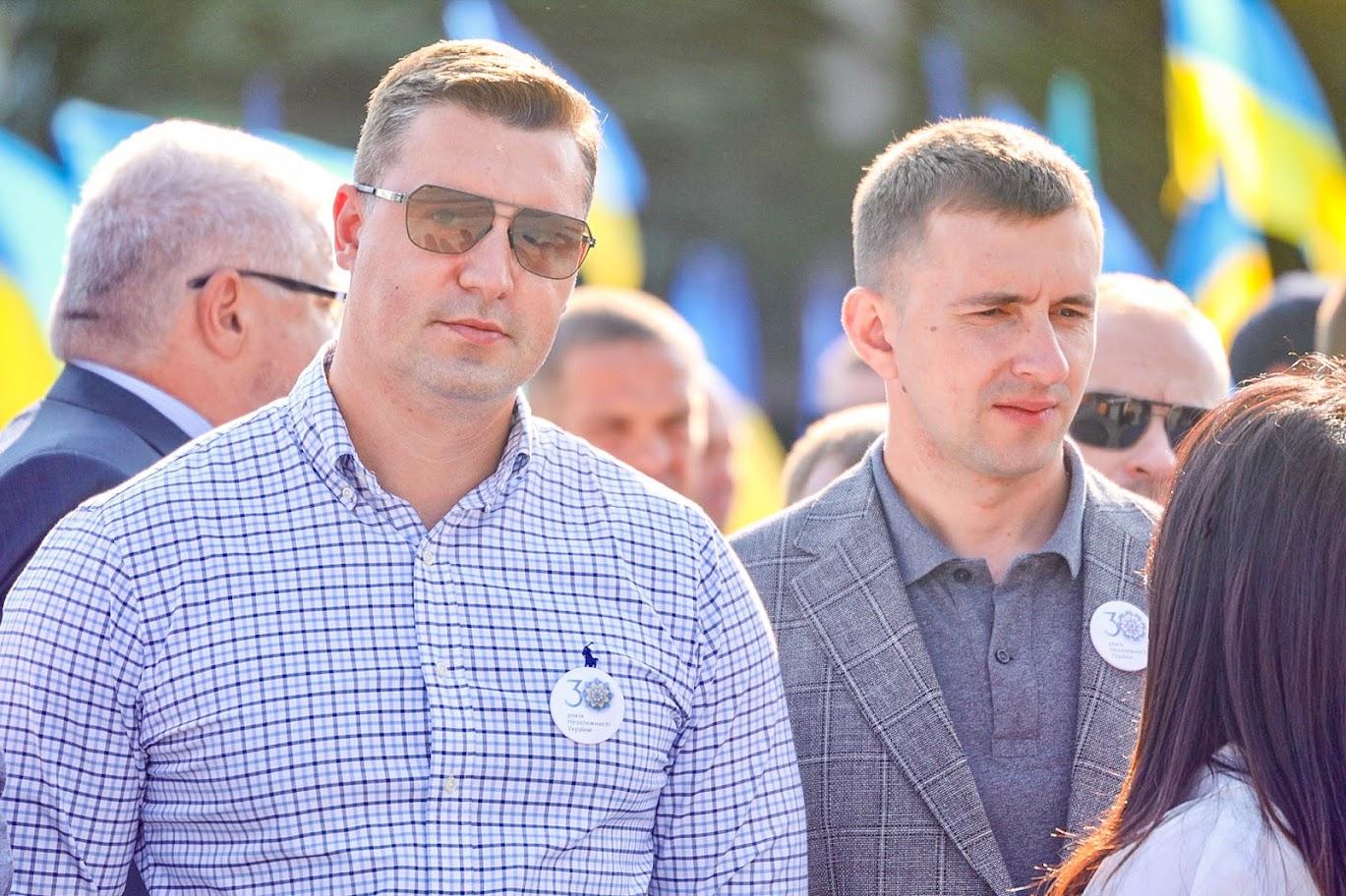 Такі церемонії пройшли по всій Україні