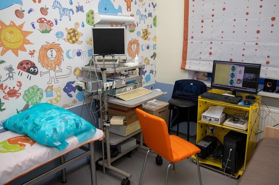 В оновленій педіатрії – комфортні кабінети..