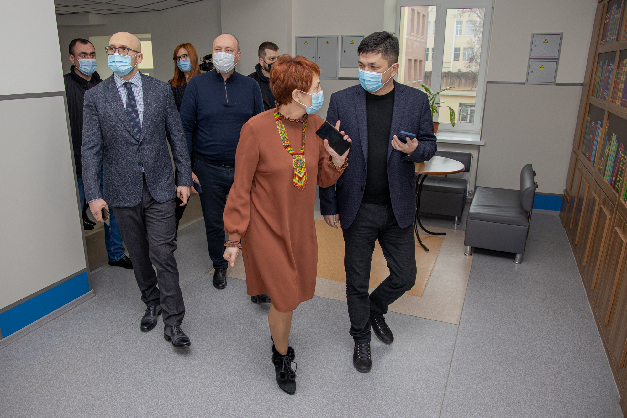 Колегам з Миколаївської області презентували найяскравіші проєкти Дніпропетровської ОДА