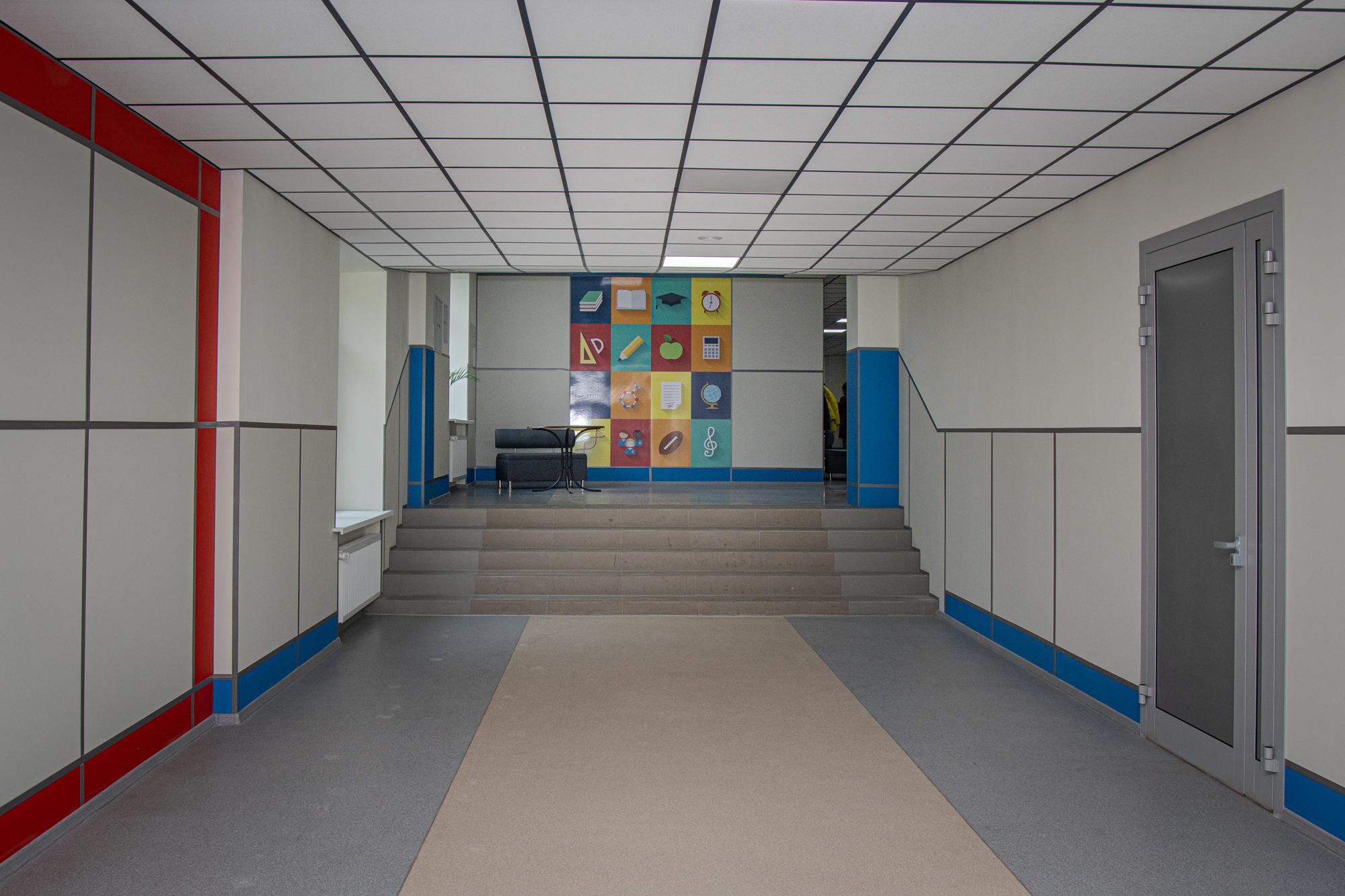 Один з них – оновлена Маріїнська багатопрофільна гімназія №33