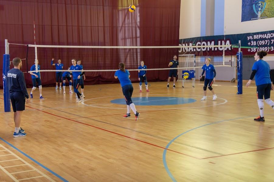 Нині там тренуються національні збірні з ігрових видів спорту