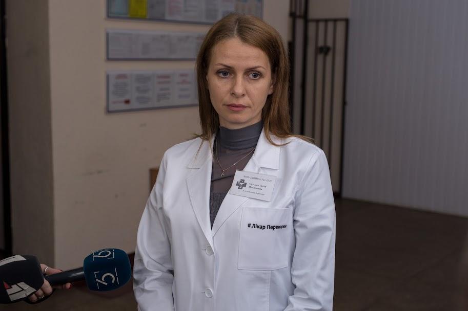 Надія Сальнік: «Вакцина має антитоксичний ефект. Тому вона не захищає нас від самої хвороби, а дозволяє уникнути важких ускладнень»