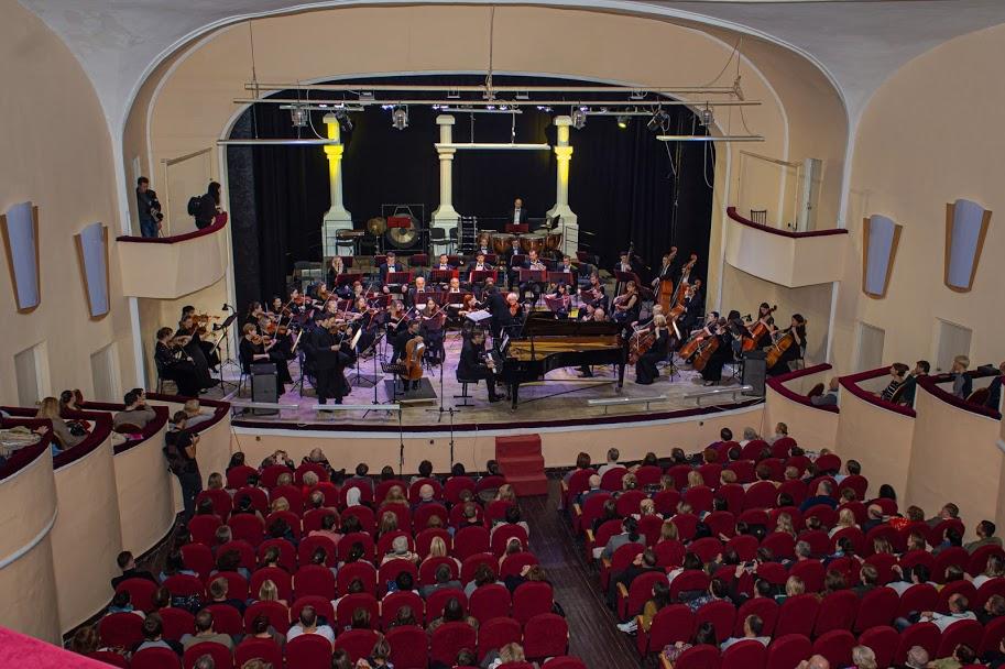 Цього тижня в обласній філармонії у Дніпрі проходить фестиваль «Австрійська осінь»