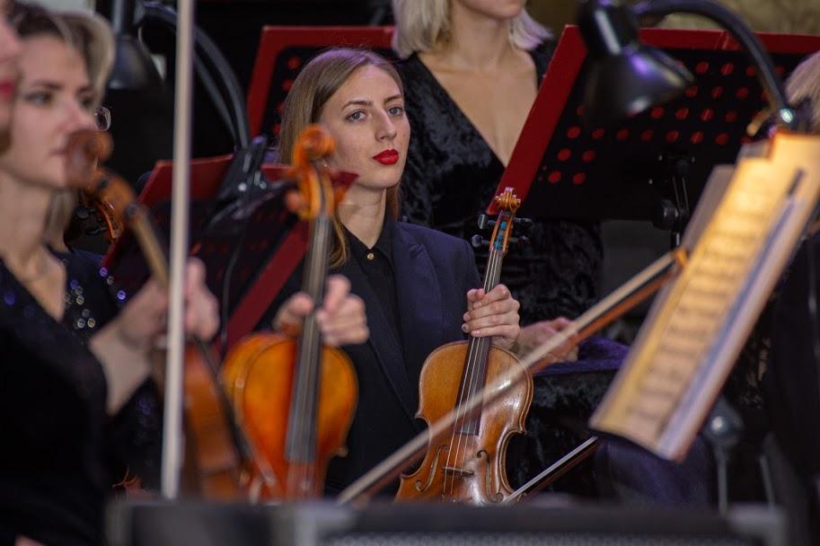 Музиканти філармонії здобули славу майстрів, що виконують особливо складні твори