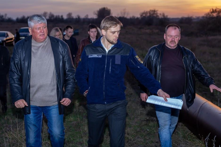 На цьому наголосив очільник області Олександр Бондаренко під час огляду проблемних ділянок