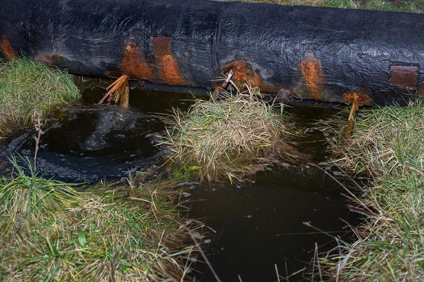 Старий водогін збудували півсотні років тому