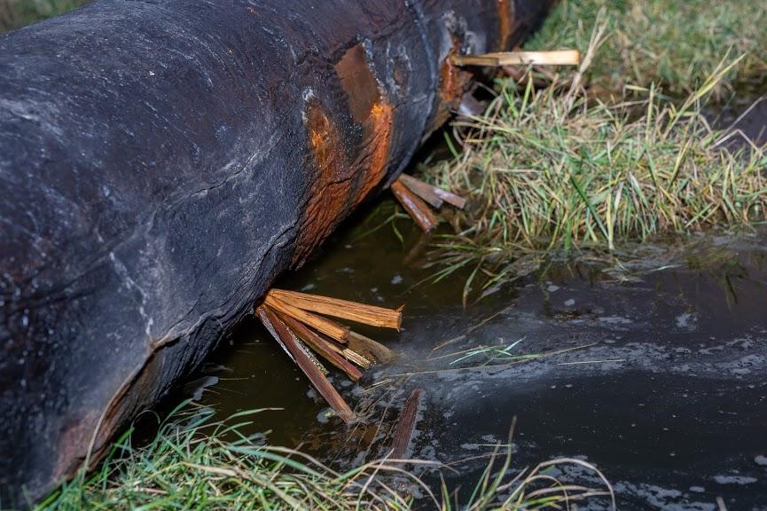 Через постійні прориви мешканці військових містечок лишаються без води