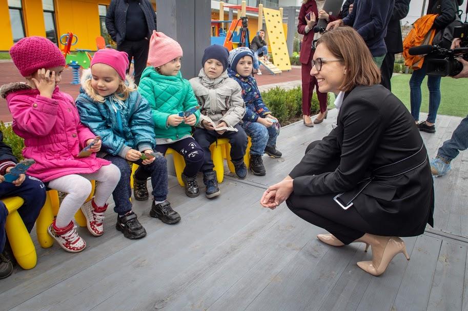 Ганна Новосад: «Наше завдання – створити такі можливості для всіх дітей»