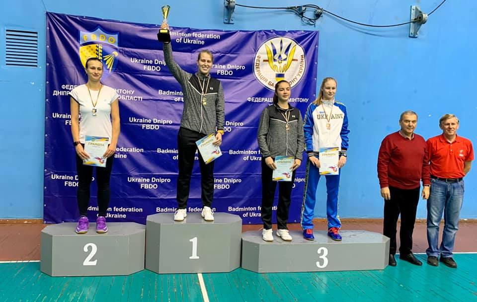 Спортсмени Дніпропетровщини  завоювали 14 медалей