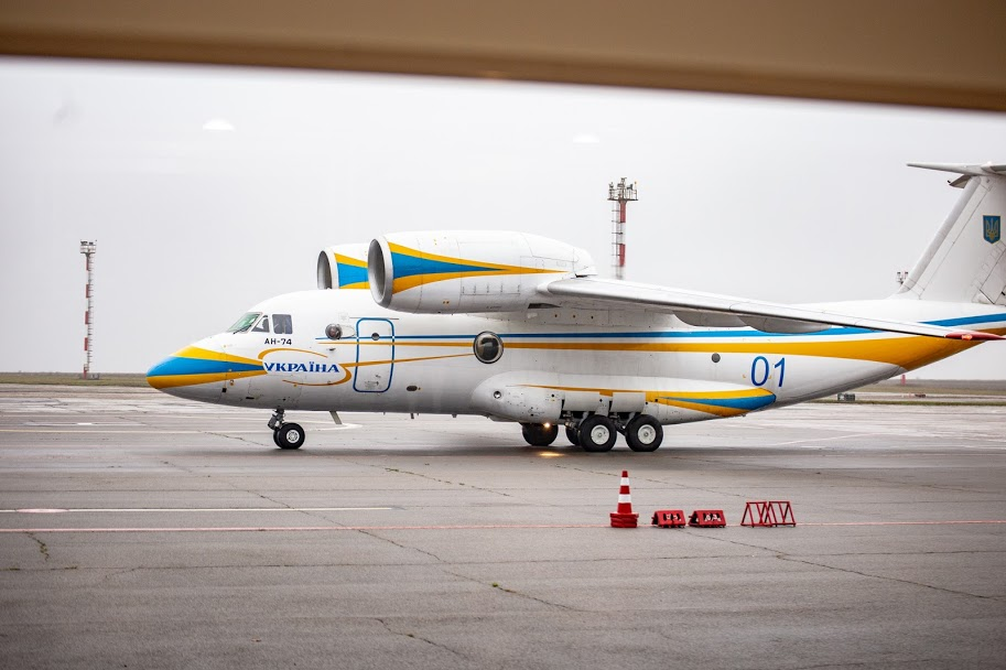 Аеропорт зможе приймати літаки всіх типів навіть у туман