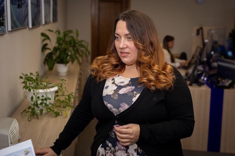 Тетяна Зонова: «Губербот» – дуже зручний сервіс. Заявку можна оформити в будь-який час просто зі свого смартфону»