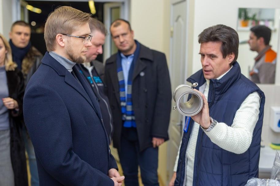 На Дніпропетровщині – підготовка до DEF-2020 IT&Space
