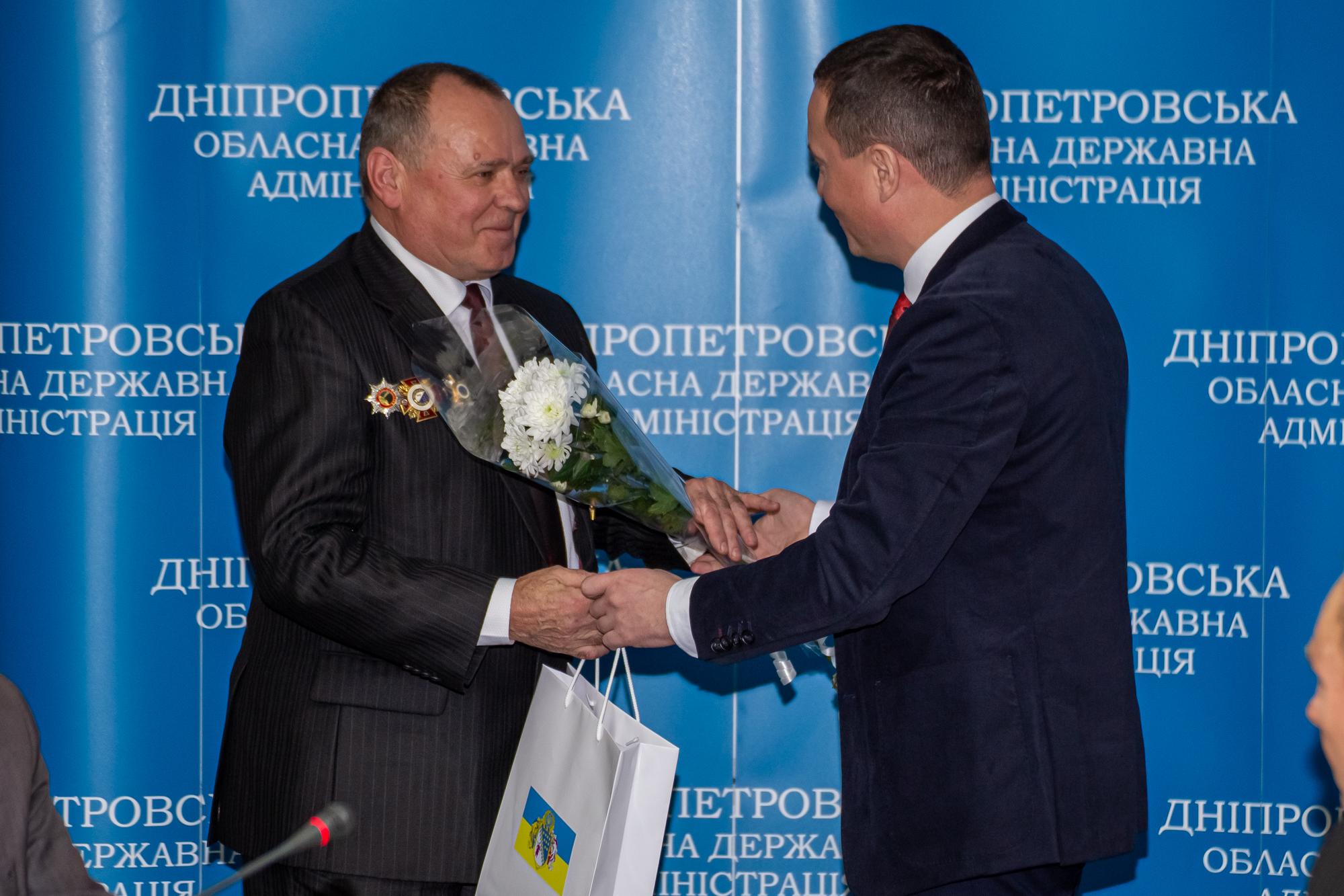 Нагороди отримали шестеро «чорнобильців»