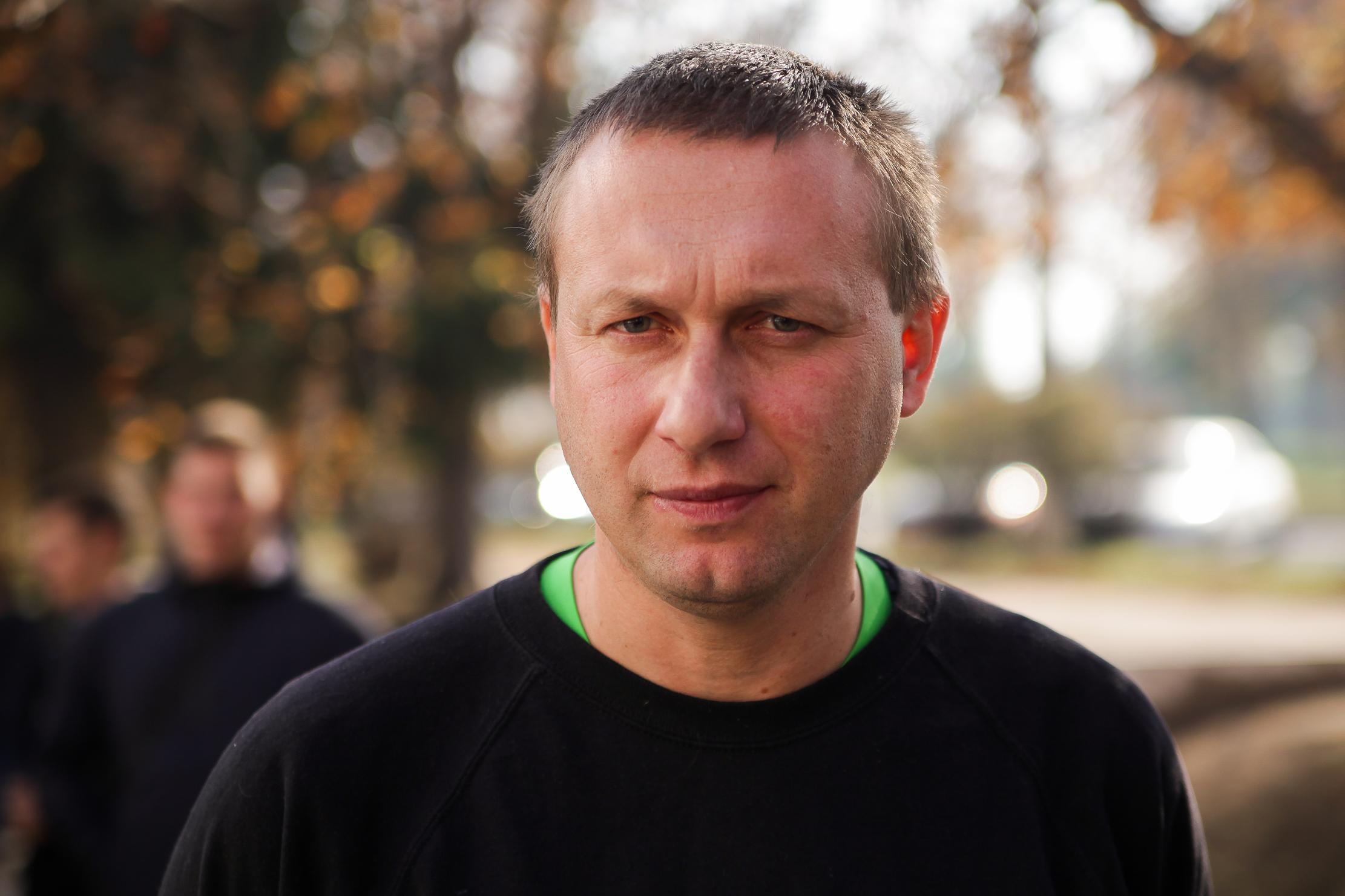 «Нарешті для гравців створили чудові умови. В Україні більше ніде немає такої зали», – Роман Чобан