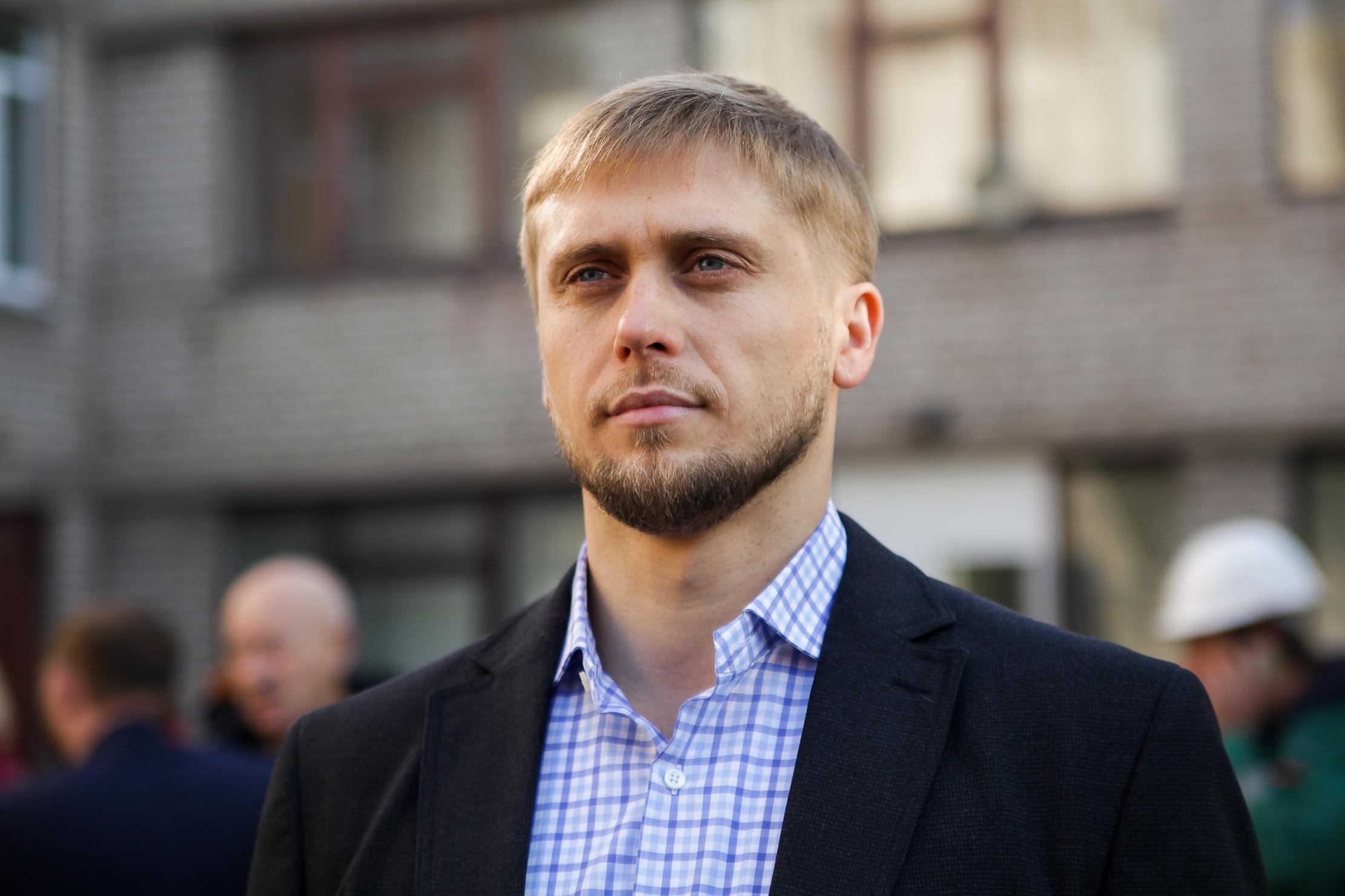 Олександр Бондаренко: «Після проведення протиаварійних робіт необхідно зробити повну реконструкцію будівель»