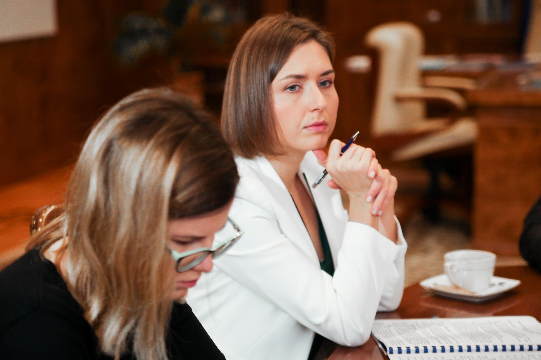 Говорили про розвиток освіти на Дніпропетровщині
