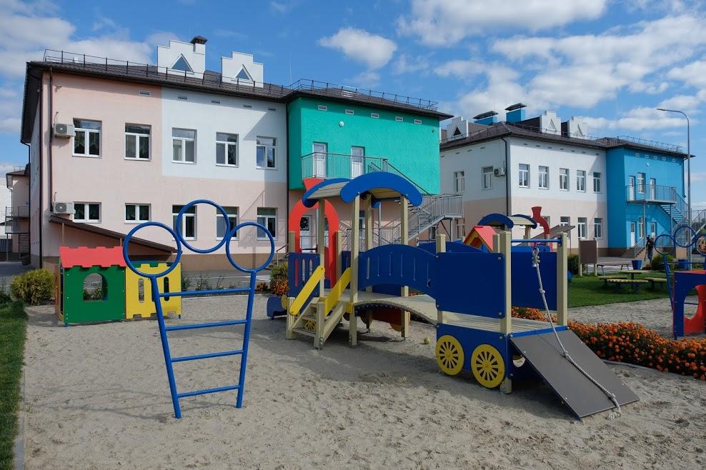 В Слобожанской громаде садик построили «с нуля»