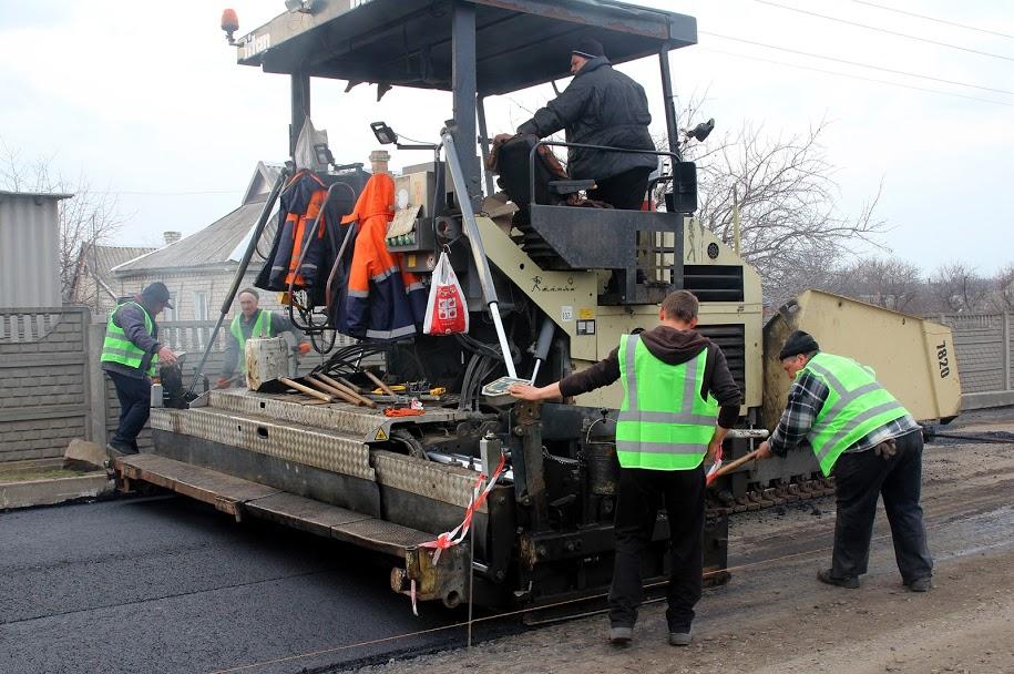 На Дніпропетровщині відкрили новий сезон капремонту доріг
