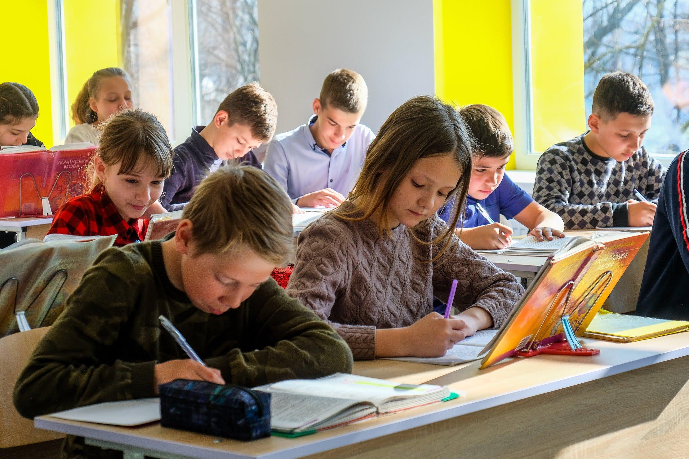 Іларіонівська опорна школа – найбільша в Синельниківському районі