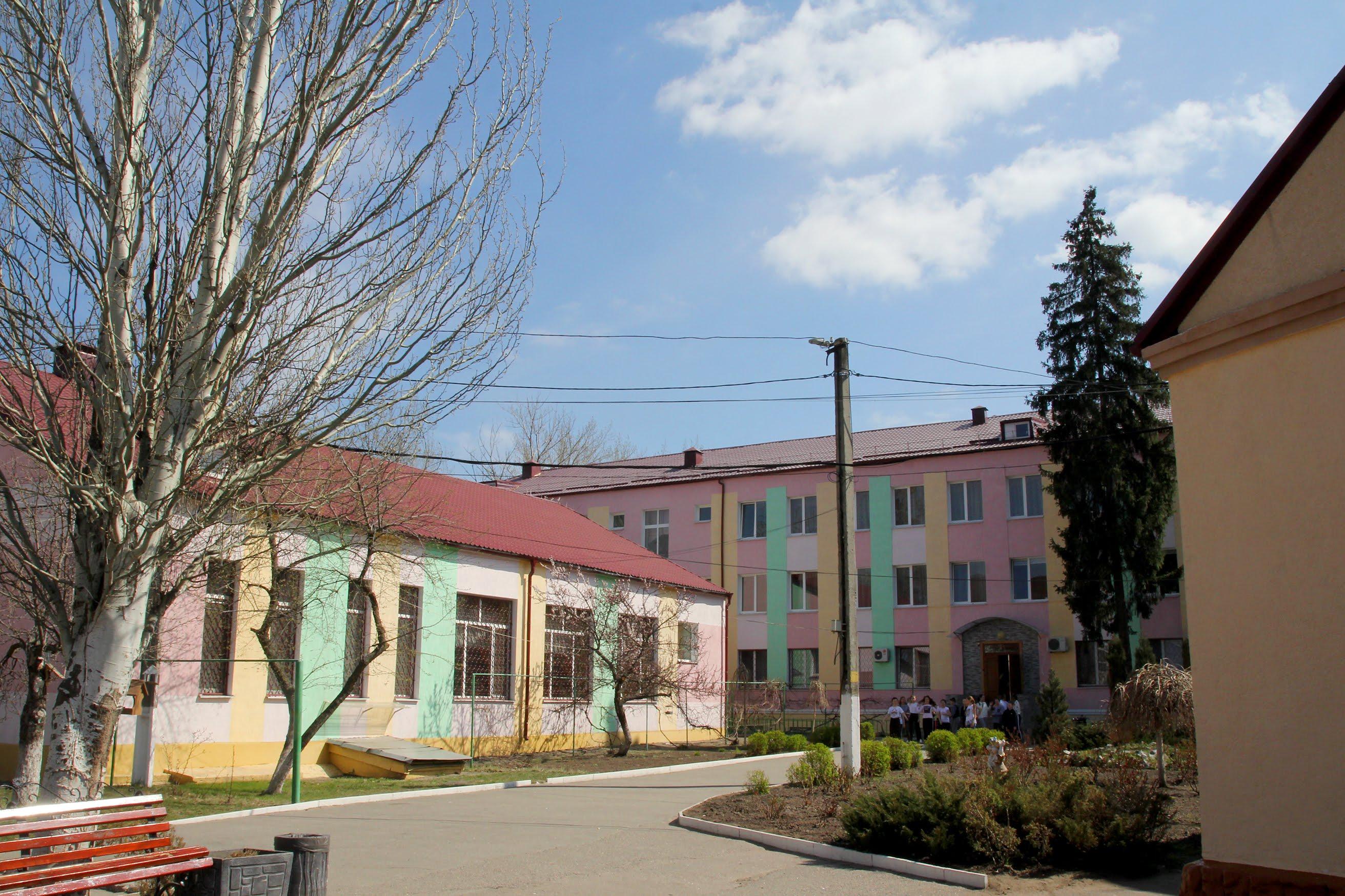 Школа-інтернат №3 у Дніпрі – особлива