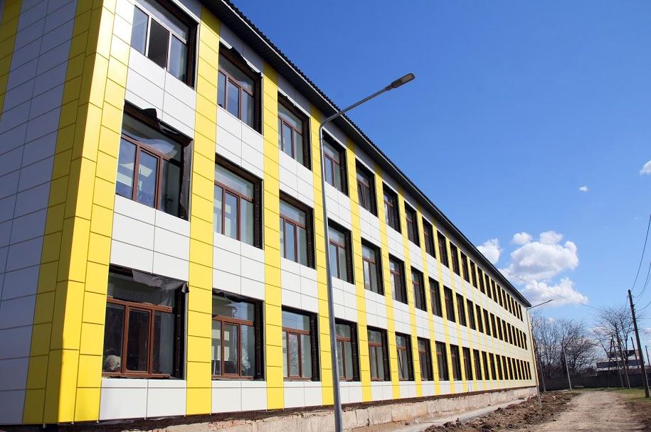 Термомодернізація фасаду – на фініші