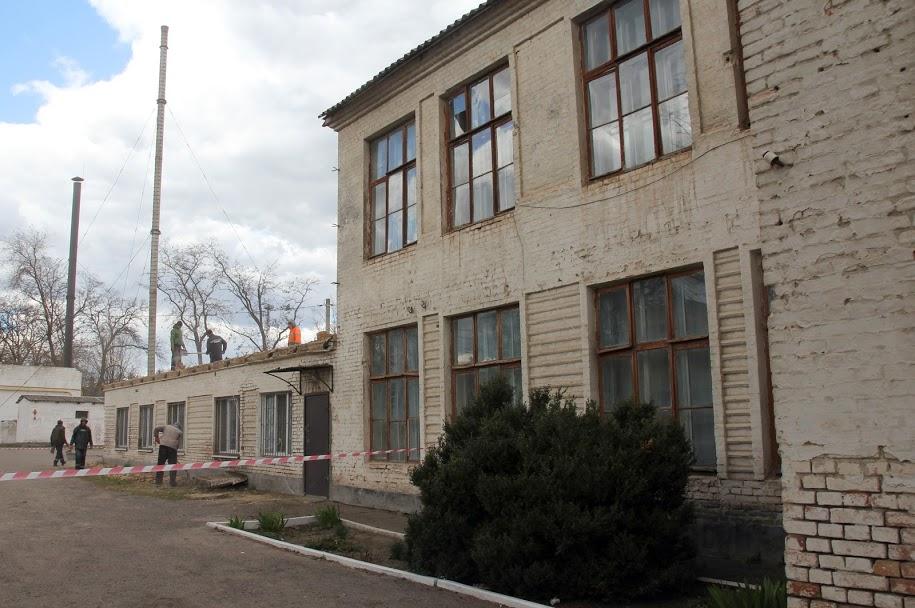 Заклад приводить до ладу Дніпровська ОДА