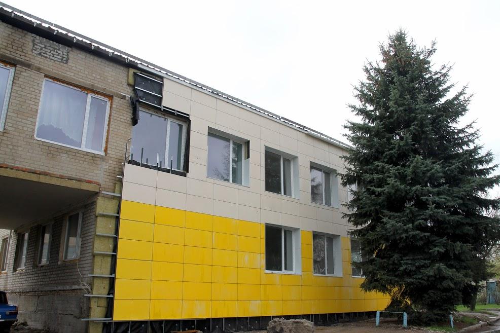 Лихівську опорну школу реконструюють вперше в історії