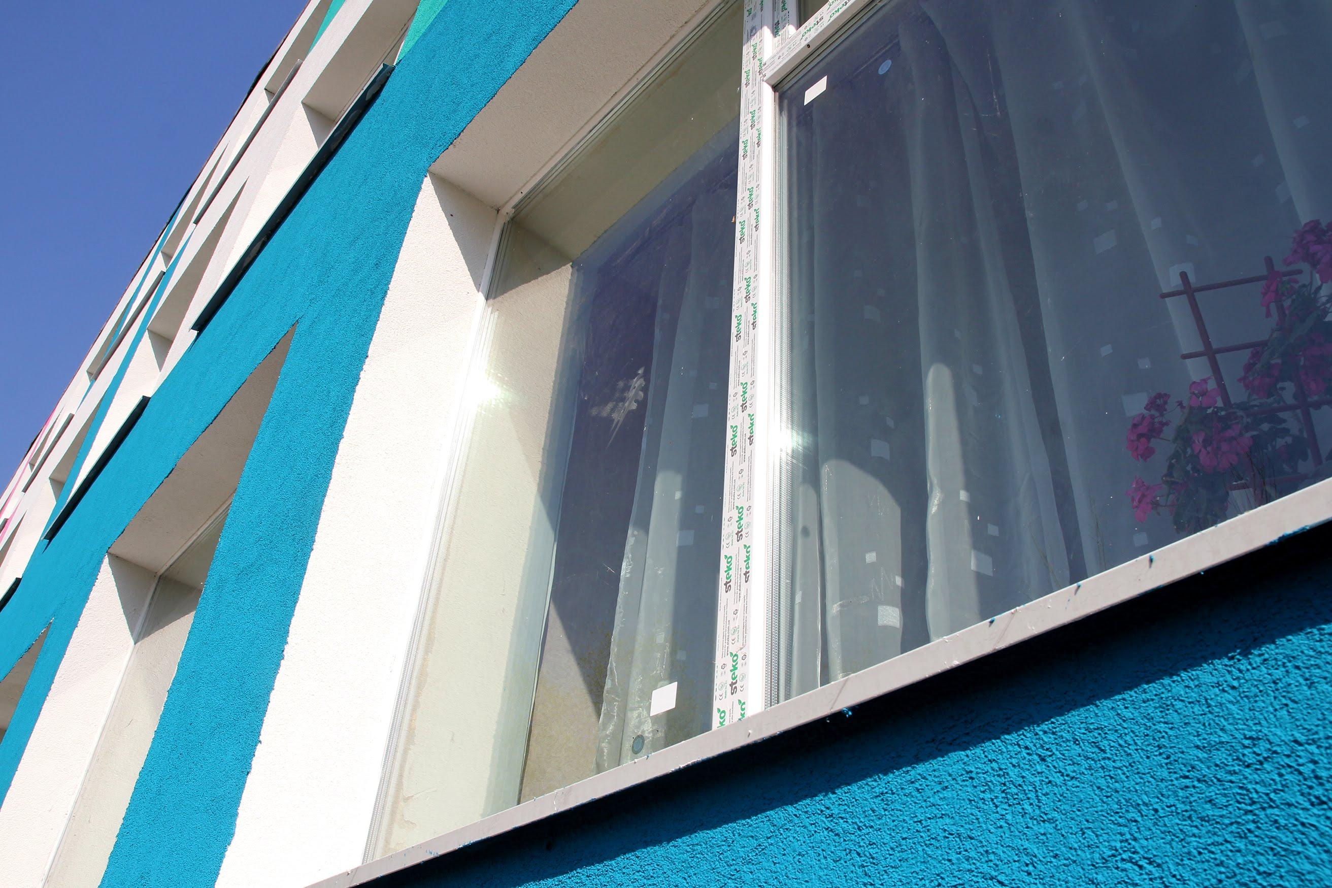 Школа – уже з новими металопластиковими вікнами