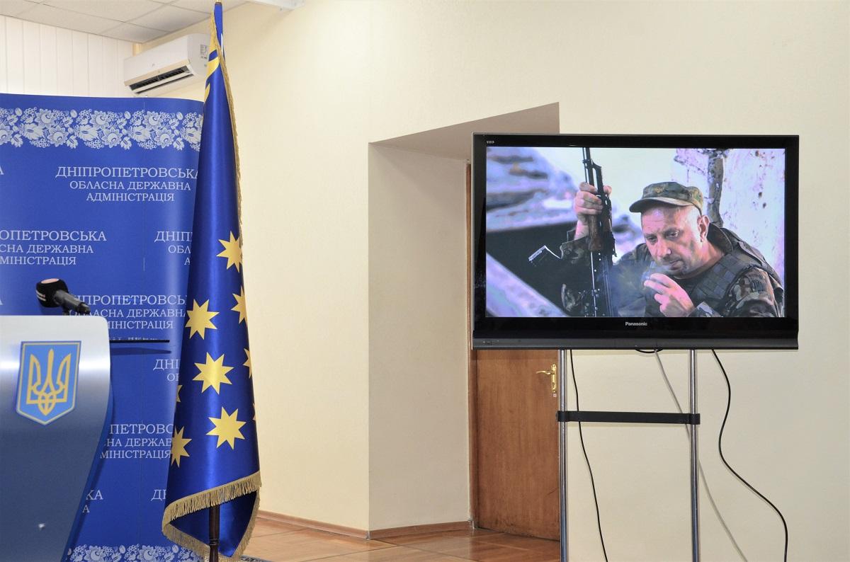 У Дніпропетровській ОДА презентували відеоролик про важливість психологічної реабілітації АТОвців