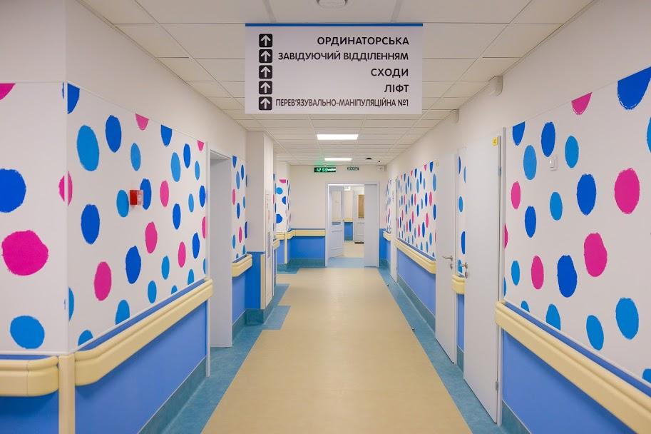 Барвисті коридори –..
