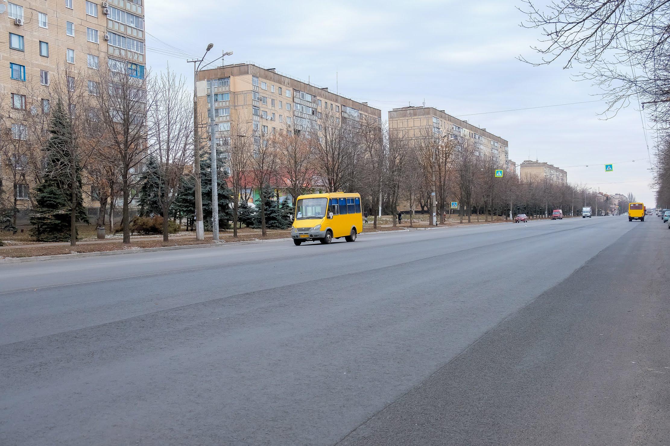 Це колишня вулиця 23 лютого.