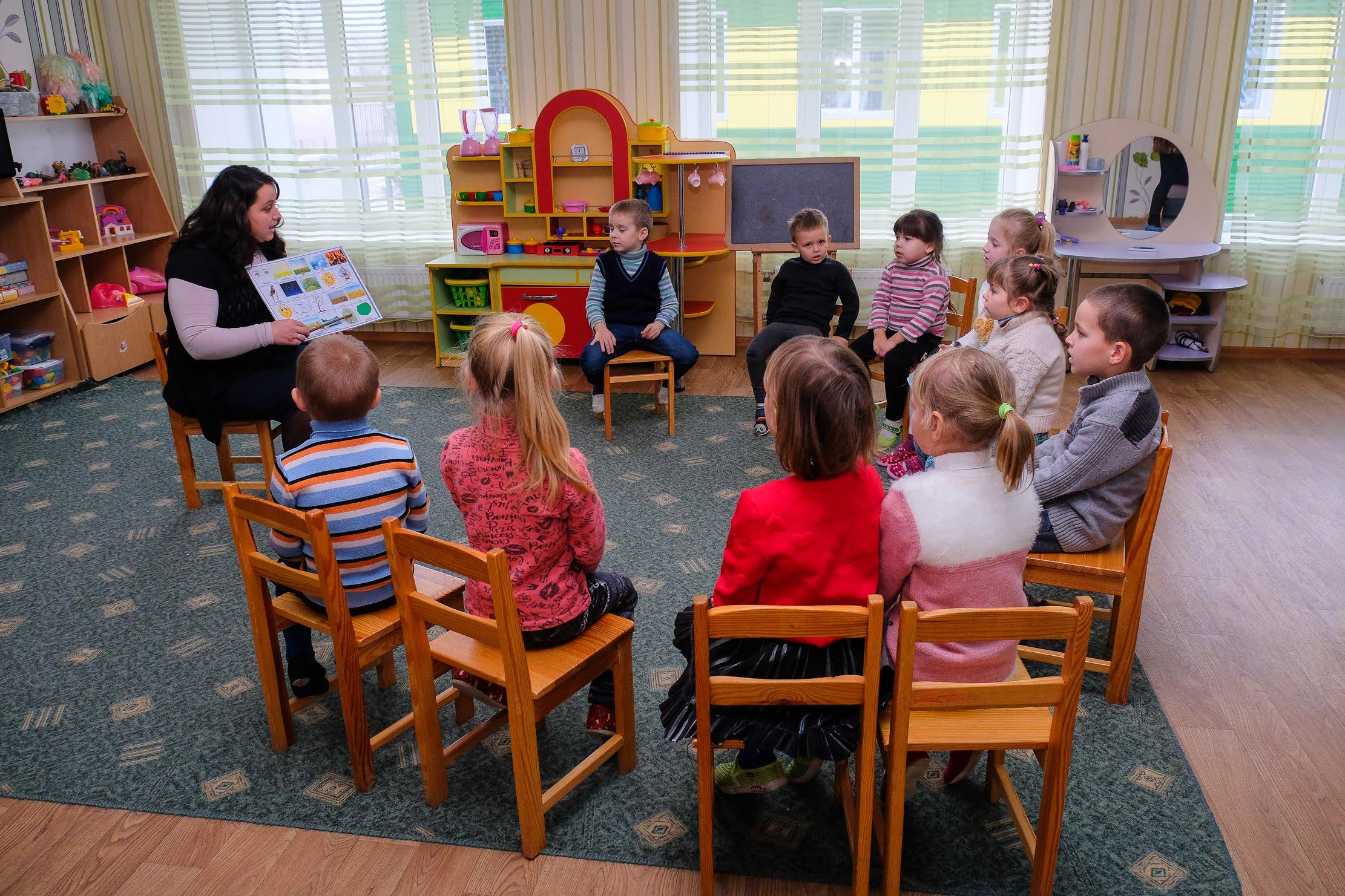 Тепер його можуть відвідувати більше 100 дітей.