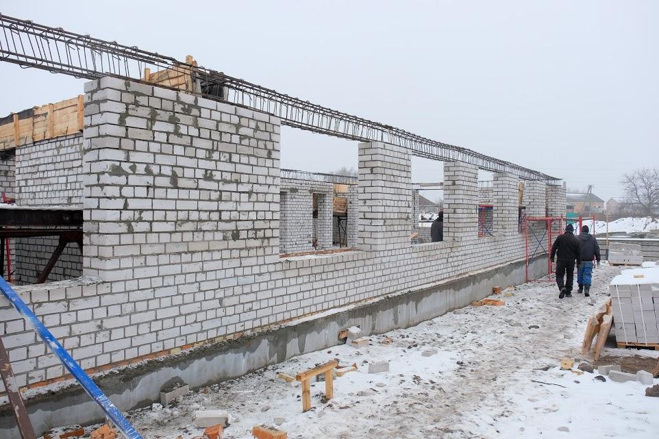 На Дніпропетровщині зводять сучасні малі групові будинки