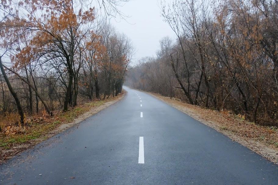 Гарантія на відремонтовану дорогу – п'ять років