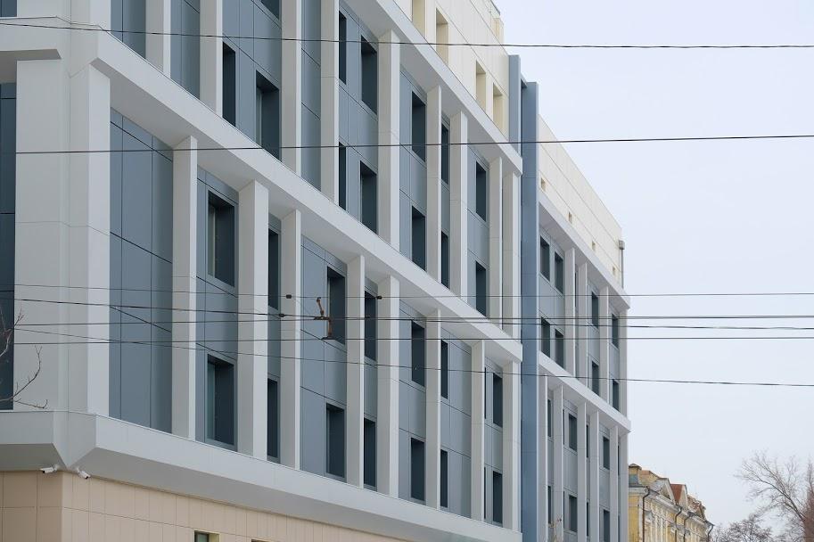 Головний «медичний» проект року – будівництво хірургічного корпусу ім. Руднєва