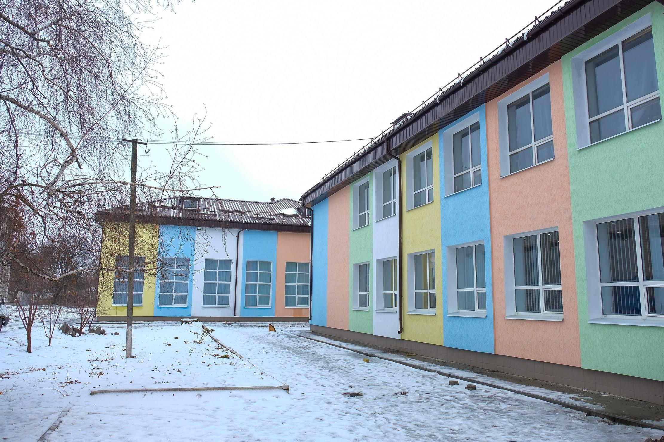 Так виглядає Ляшківська школа після ремонту