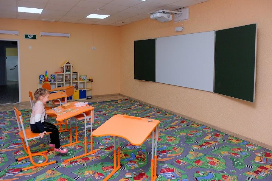 На першому поверсі – інклюзивно-ресурсний центр