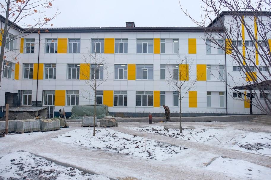ДніпроОДА завершує капремонт Магдалинівської опорної школи