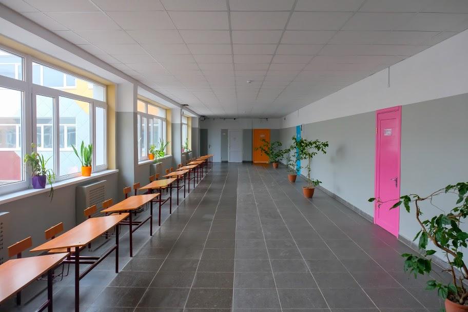 Світлі коридори,..