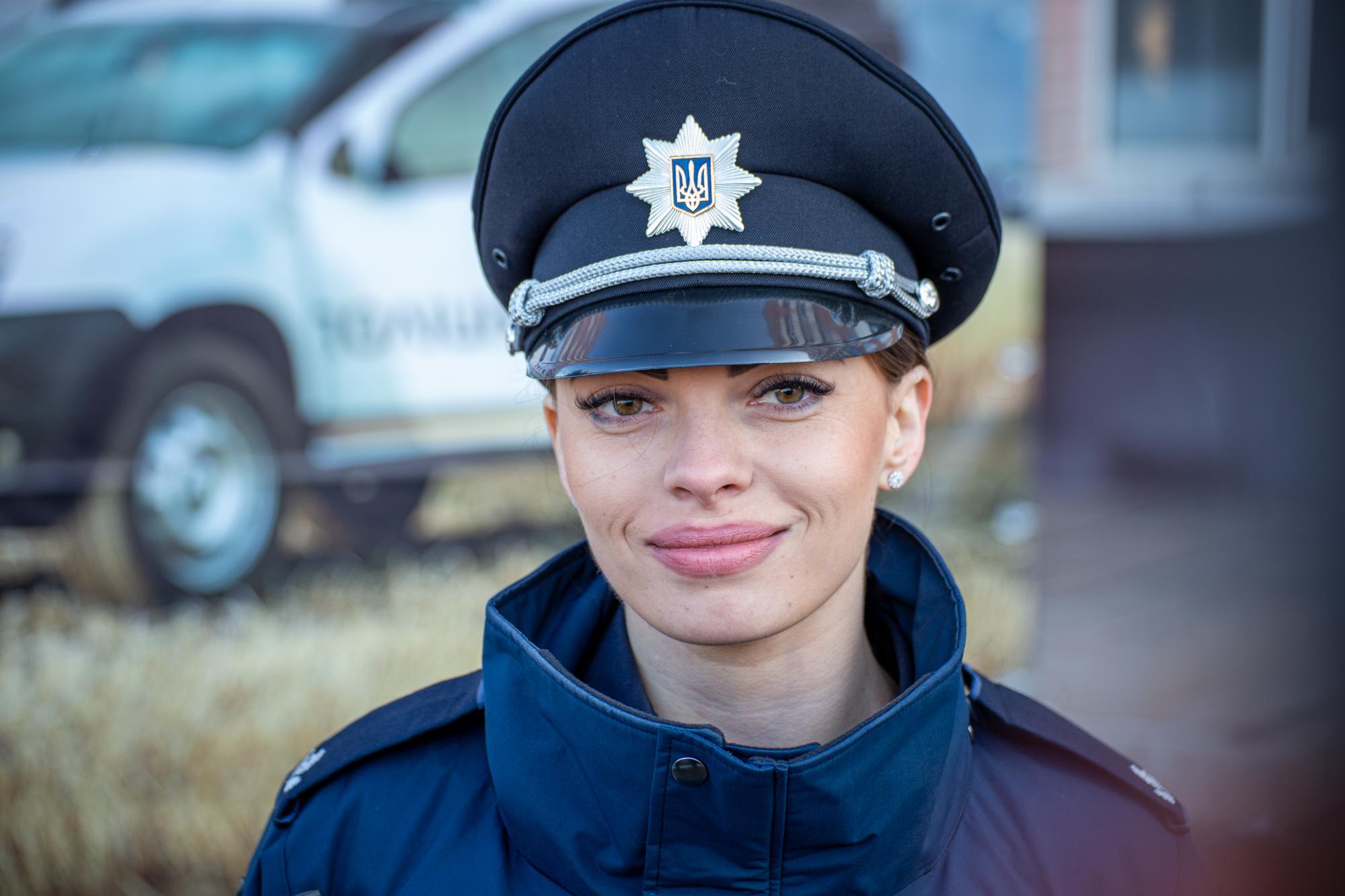 «Прагну до того, аби на вулицях нашої територіальної громади було безпечно», –поліцейська офіцер Слобожанської громади, майор Катерина Бідило
