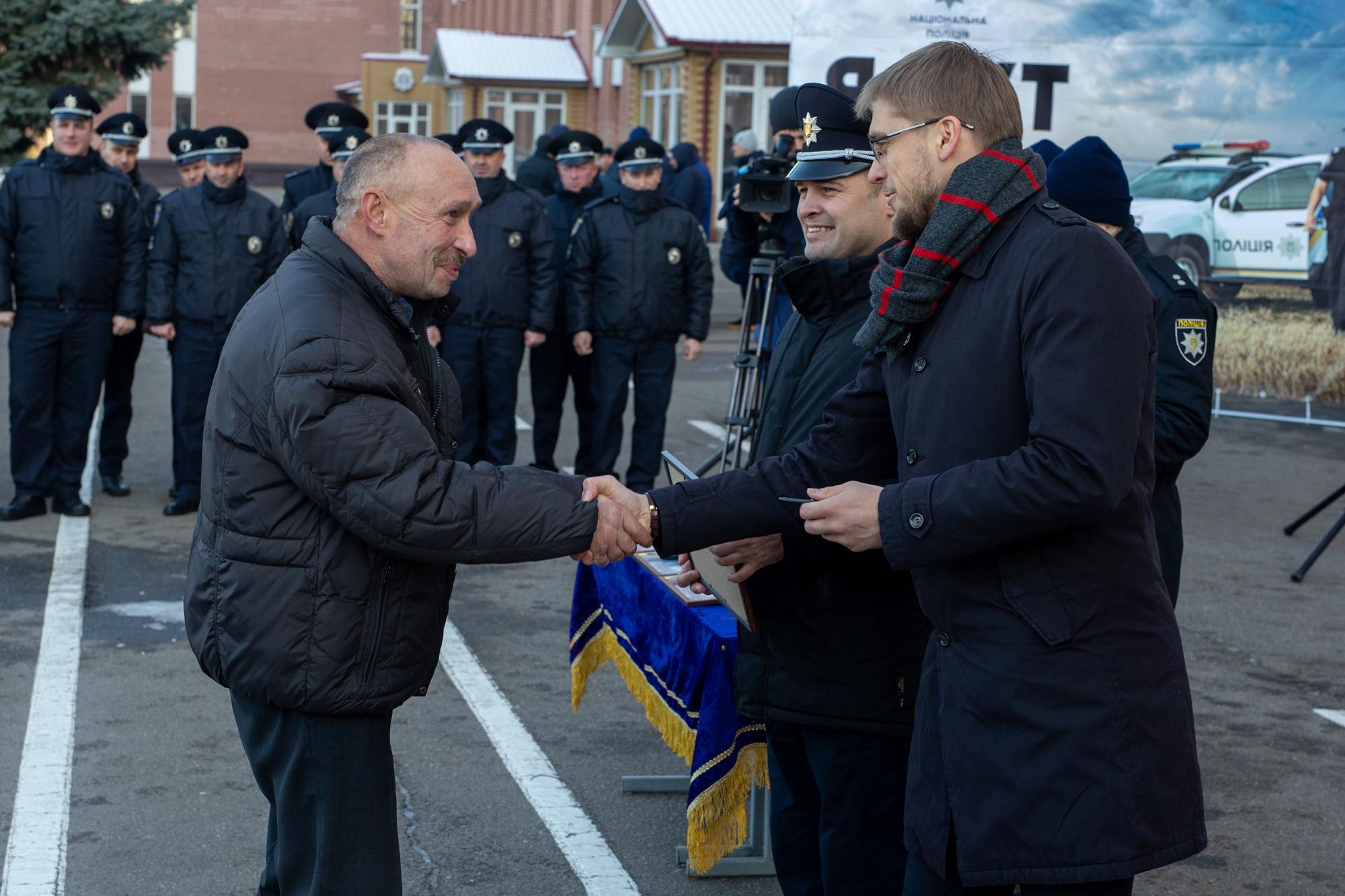 Їх вручив очільник області Олександр Бондаренко…