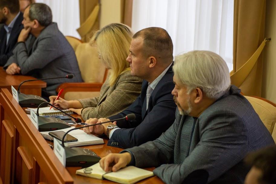 На колегії у Дніпропетровській ОДА обговорили обласний бюджет-2020